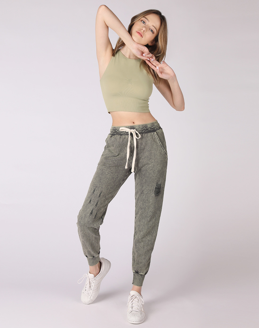 Powerful Joggers Pants(VJ2LF804/MO)