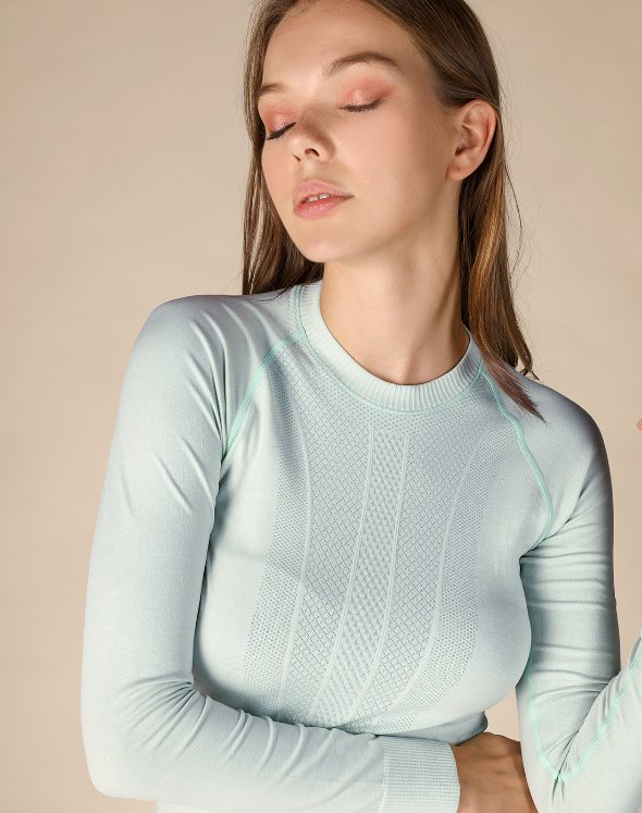 Avotech Long Sleeve Top(VJ2TS414/MT)