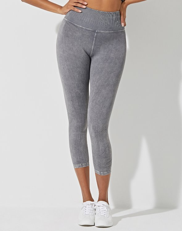 Mid-Rise V Water Leggings (VK2BO871/RO)