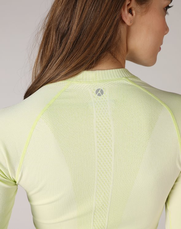 Avotech Long Sleeve Top(VJ2TS414/LM)